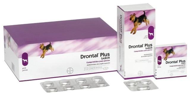 antiparasitarios pastillas