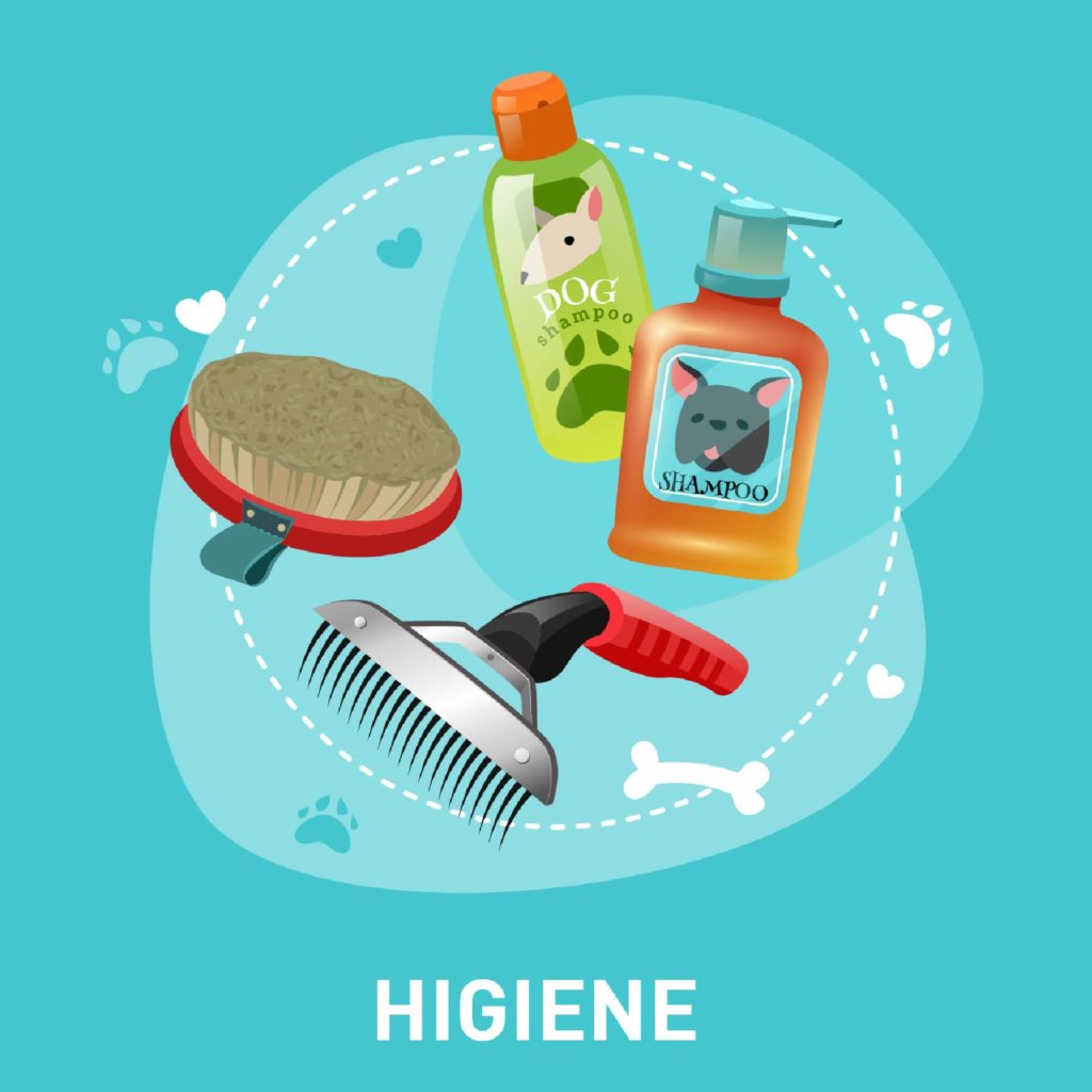 higiene tienda mascotas